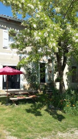 Maison de vacances à Mansonville en Gascogne