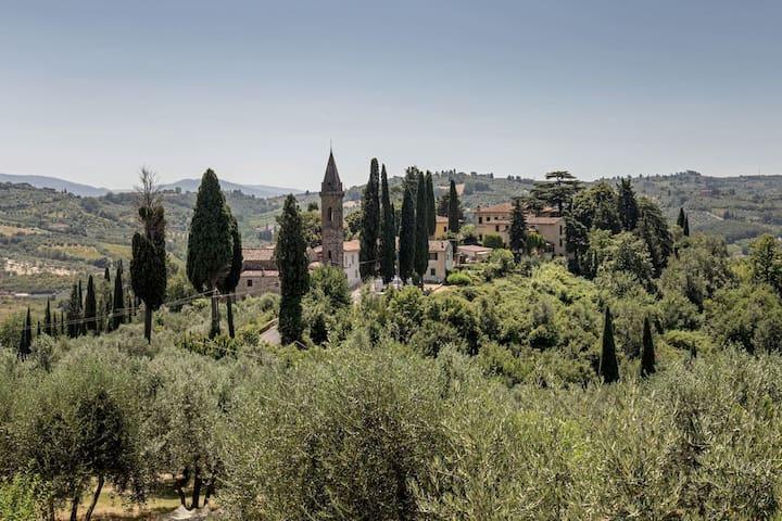 La Piccioncina, a stunning Villa on Florence Hills