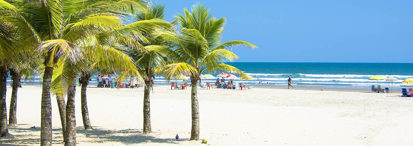 Kit Sol e Mar -Praia Grande