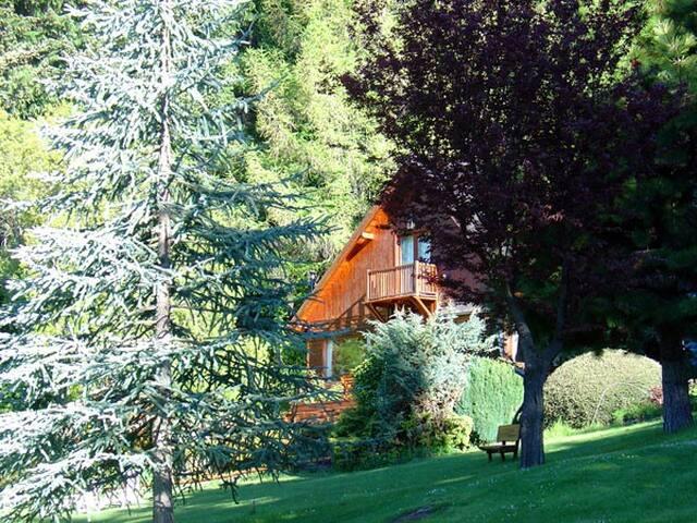 Amulen con vista al lago y parrilla - Bariloche - Rumah
