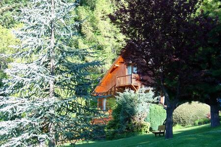 Amulen con vista al lago y parrilla - Bariloche