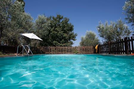 Il Cerreto - Tuscan  Ancient House - Monte San Savino - Villa