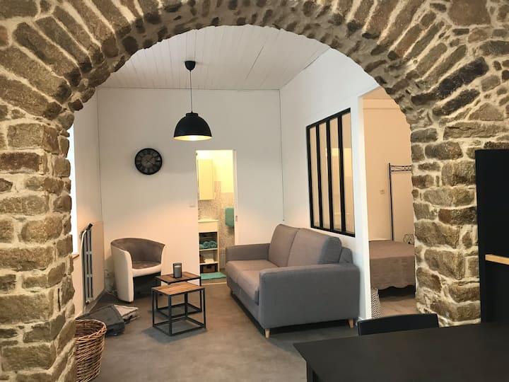 Charmant appartement - Centre historique de Vannes