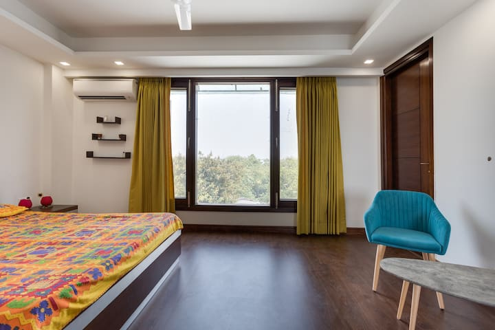 Terrace room with ensuite facility