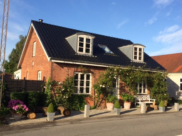 Village house near Aarhus