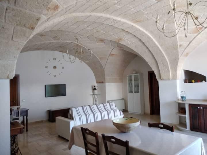 Puglia casa antica e confortevole