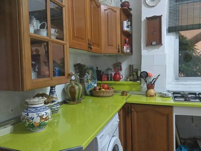 PATIO ANDALUZ Habitacion 1
