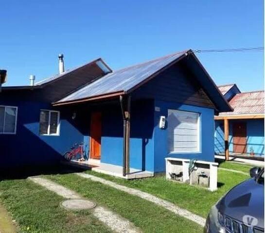 Casa en Victoria totalmente equipada, con Quincho