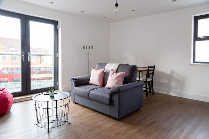 Amazing One Bed Apartment, Sidcup