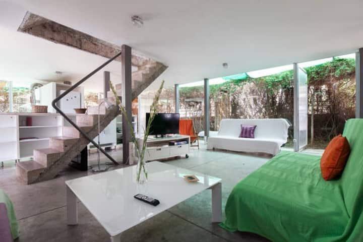 The Crystal House //WiFi/Pool// San Jose, N. Park