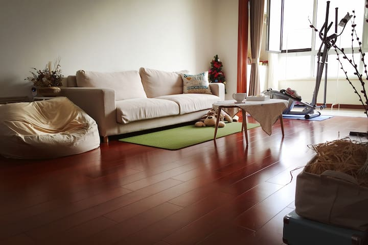 Modern flat with old town charm - 青岛 - Appartement