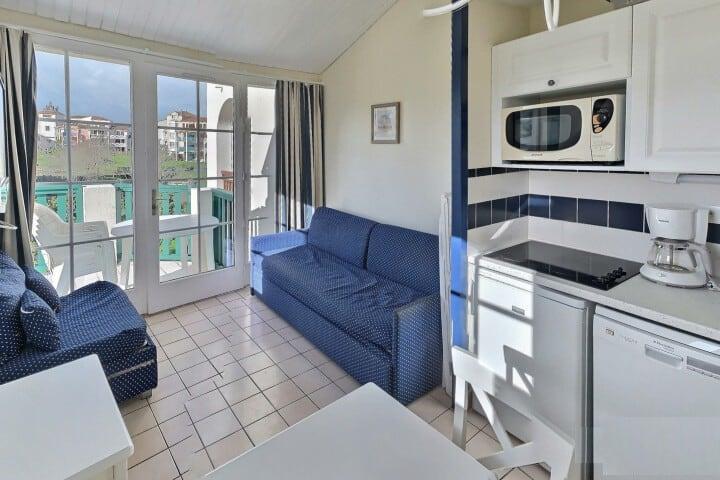Appartement Port Bourgenay, vue sur le lac
