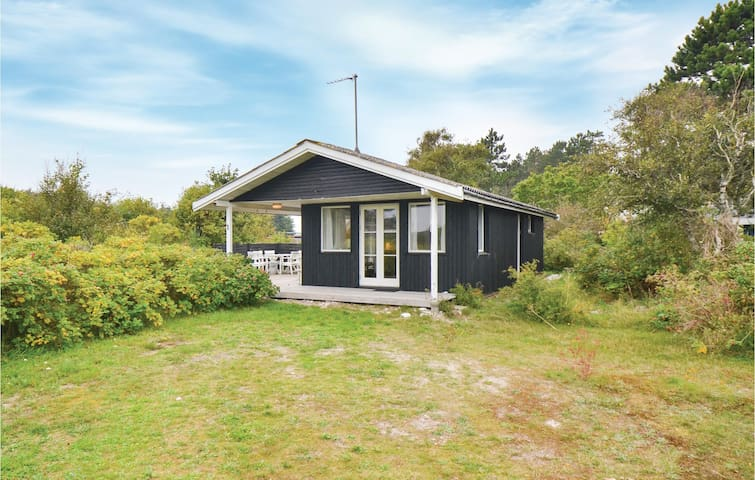 Holiday cottage with 2 bedrooms on 51m² in Ebeltoft