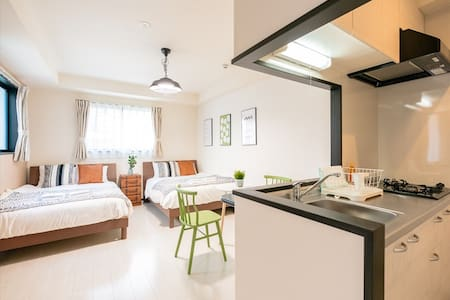 Family Room for 6 (40sqm), Chiba Station 10min#4