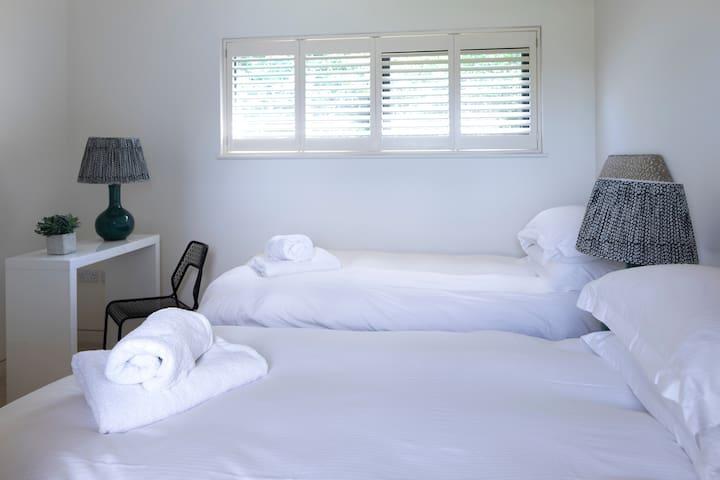 Twin room, en suite