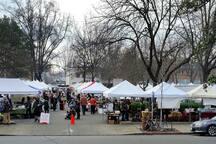 Saturday Farmers Market - directly across the street