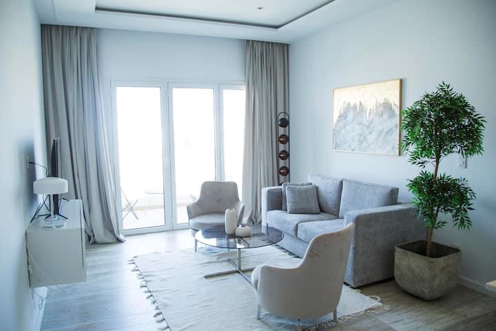 Séjour en classe affaire: Apt de luxe à Sidi Daoud