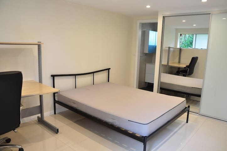 Super master room in a granny flat - Epping - Huis