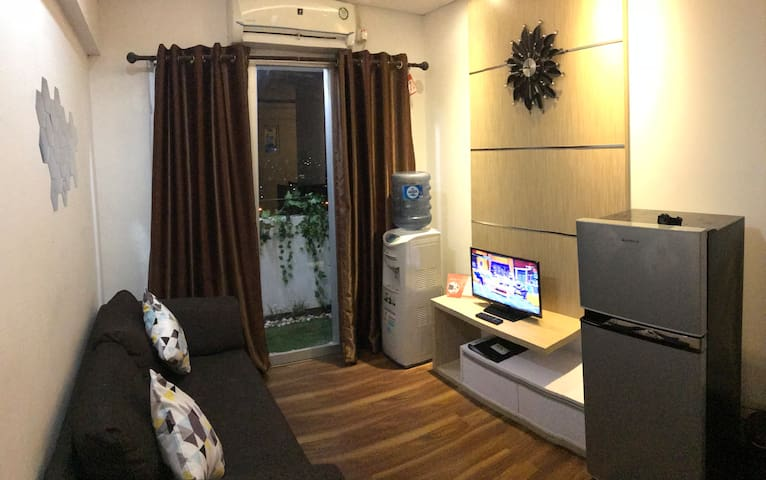Apartemen cozy sentra timur jakarta