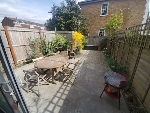 Entire House with Large Private Garden