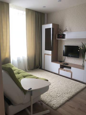 Сдается посуточно новая квартира в г. Гатчина