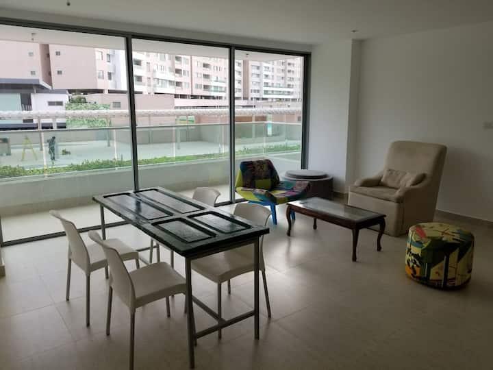 Apartamento nuevo Buenavista