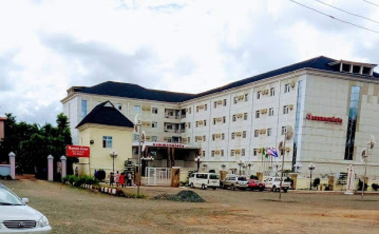 Immaculate Royal International Hotel is a 4-Star hotel situated at Port Harcourt