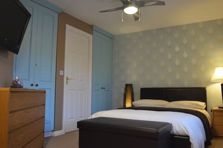 A Stylish & Contemporary Double Room