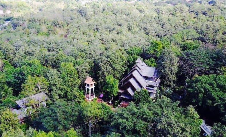 Vanā Som - The Lower House - Rim Tai - Villa