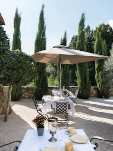 Villa Montebello : A brandnew luxury Boutique B&B - Camaiore - Bed & Breakfast - 1