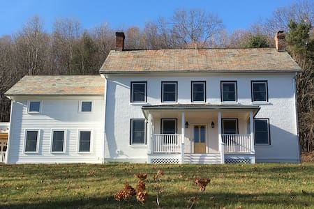 Beautiful Vermont Farm House - Shaftsbury