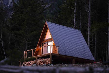Firvale Wilderness A-Frame Cabin 2