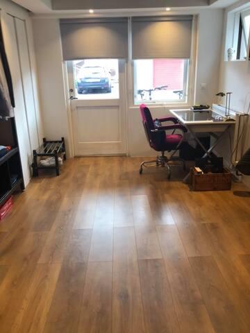 Cosy studio apartment near Reykjavik central