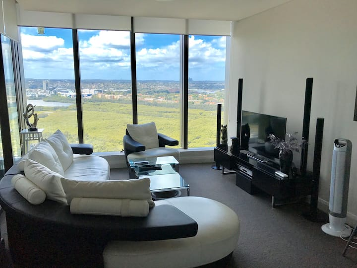 Top Level 1bedroom Available for Long Term Stay
