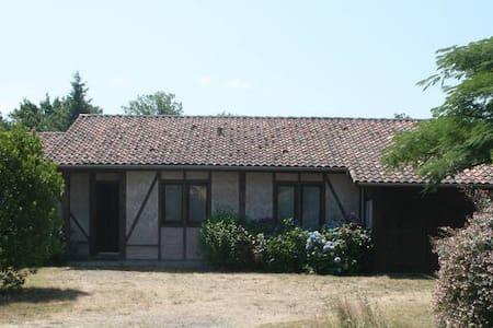 Belle villa style landais - Bias - Dom