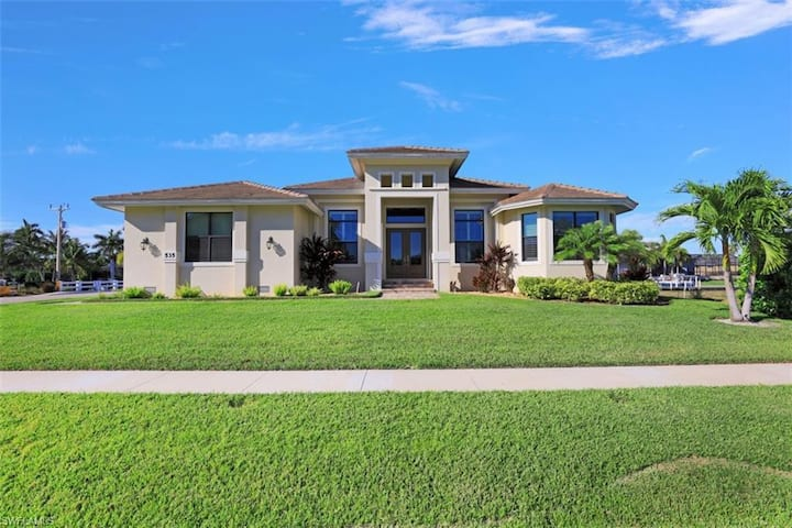 535 Spinnaker Dr. Marco Island Vacation Rental