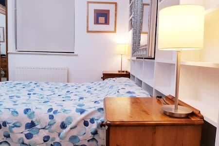 Pine room. Homely & Spatious, Free Wi-Fi,