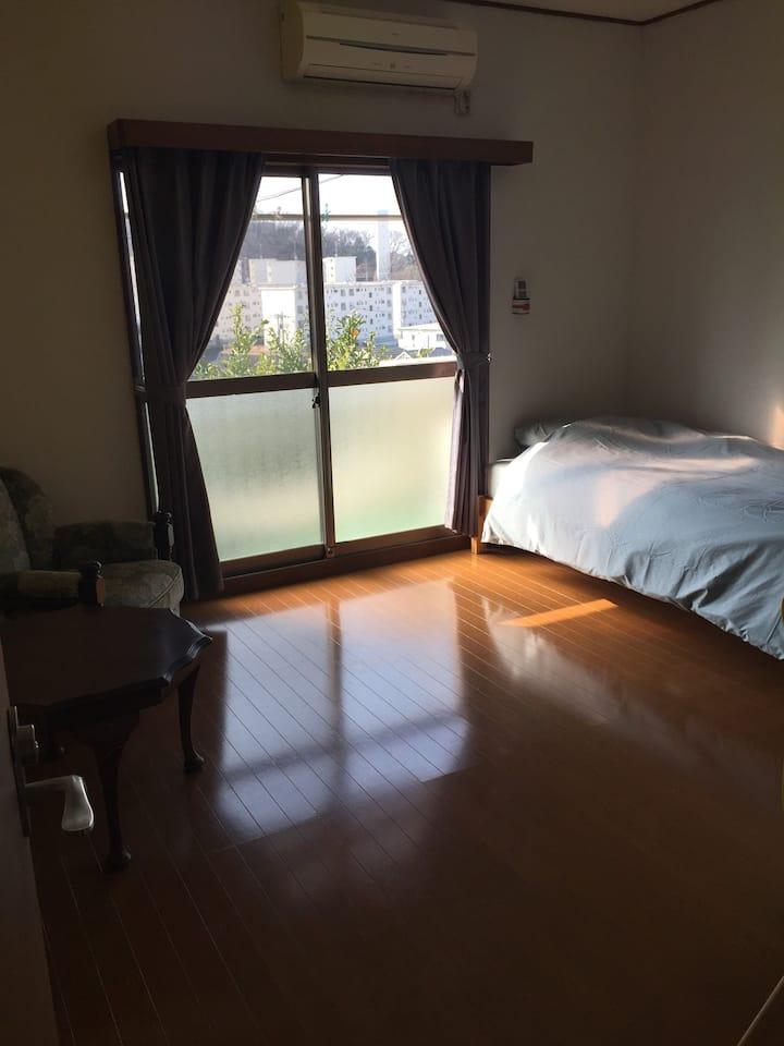 Ichou Room (7min from station, 30min to Shibuya)