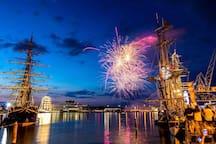 Aarhus Tall ship race 2019