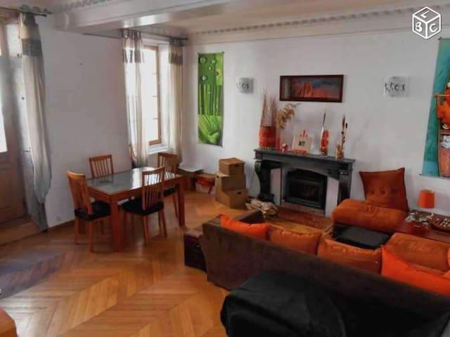 Chambres dans appartement / centre ville de Beaune - Beaune - Leilighet