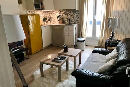 Appartement une chambre cozy