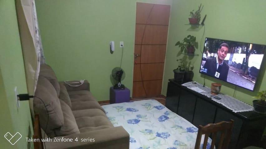 Apartamento ao lado do autódromo de Interlagos