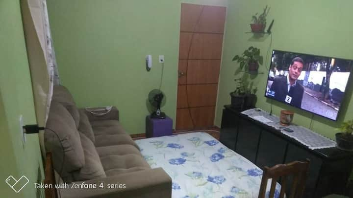 Apartamento ao lado do autódromo de Interlagos