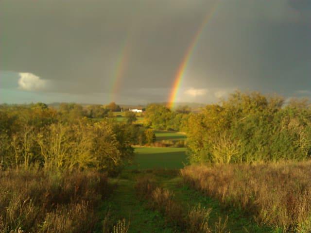 Family Farm - Stansfield - Hus