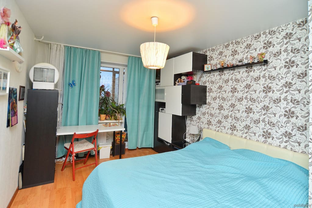 2 bed-room