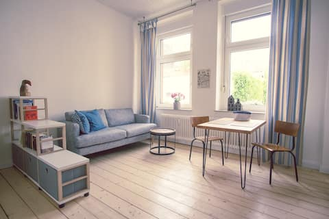 Altbau-Apartment in der Altstadt