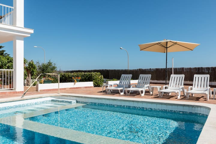 Estudio BC Menorca Mahón Bay  Garden Apartment - Son Vilar - Apartament
