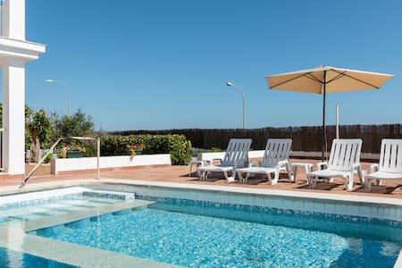 Estudio BC Menorca Mahón Bay  Garden Apartment - Son Vilar