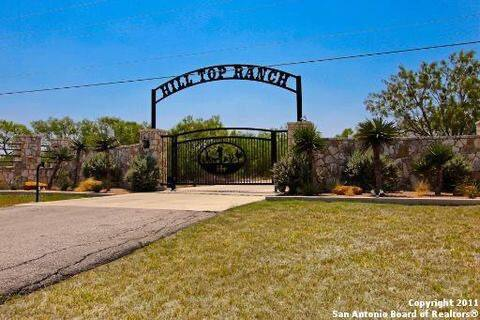 Hilltop Ranch House