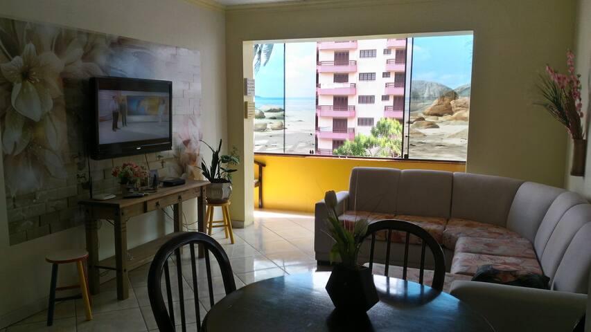 Apartamento na mais bela praia do RS / Torres - Torres